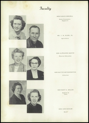 Page 10, 1951 Edition, Montevideo High School - Peak Yearbook (Penn Laird, VA) online yearbook collection