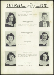 Page 12, 1951 Edition, Montevideo High School - Peak Yearbook (Penn Laird, VA) online yearbook collection