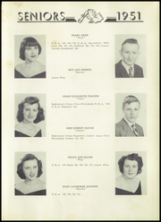 Page 13, 1951 Edition, Montevideo High School - Peak Yearbook (Penn Laird, VA) online yearbook collection