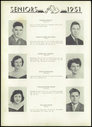 Page 14, 1951 Edition, Montevideo High School - Peak Yearbook (Penn Laird, VA) online yearbook collection