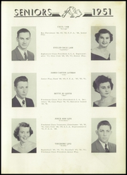 Page 15, 1951 Edition, Montevideo High School - Peak Yearbook (Penn Laird, VA) online yearbook collection