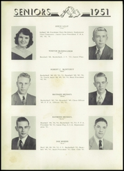 Page 16, 1951 Edition, Montevideo High School - Peak Yearbook (Penn Laird, VA) online yearbook collection
