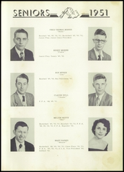 Page 17, 1951 Edition, Montevideo High School - Peak Yearbook (Penn Laird, VA) online yearbook collection