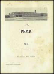 Page 5, 1951 Edition, Montevideo High School - Peak Yearbook (Penn Laird, VA) online yearbook collection