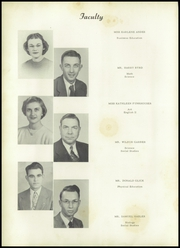 Page 8, 1951 Edition, Montevideo High School - Peak Yearbook (Penn Laird, VA) online yearbook collection