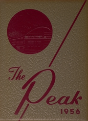 1956 Edition, Montevideo High School - Peak Yearbook (Penn Laird, VA)