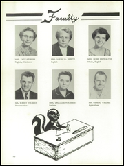 Page 18, 1956 Edition, Montevideo High School - Peak Yearbook (Penn Laird, VA) online yearbook collection