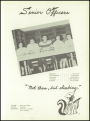 Page 23, 1956 Edition, Montevideo High School - Peak Yearbook (Penn Laird, VA) online yearbook collection