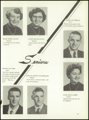 Page 25, 1956 Edition, Montevideo High School - Peak Yearbook (Penn Laird, VA) online yearbook collection
