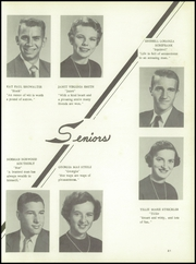 Page 31, 1956 Edition, Montevideo High School - Peak Yearbook (Penn Laird, VA) online yearbook collection