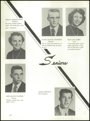 Page 32, 1956 Edition, Montevideo High School - Peak Yearbook (Penn Laird, VA) online yearbook collection