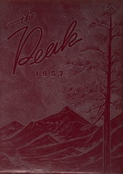Page 1, 1957 Edition, Montevideo High School - Peak Yearbook (Penn Laird, VA) online yearbook collection