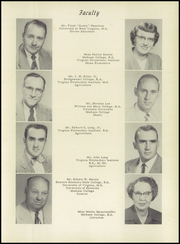 Page 13, 1957 Edition, Montevideo High School - Peak Yearbook (Penn Laird, VA) online yearbook collection