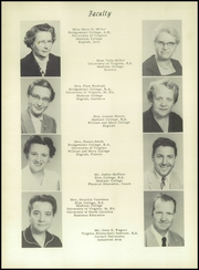 Page 14, 1957 Edition, Montevideo High School - Peak Yearbook (Penn Laird, VA) online yearbook collection