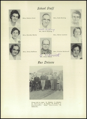 Page 16, 1957 Edition, Montevideo High School - Peak Yearbook (Penn Laird, VA) online yearbook collection