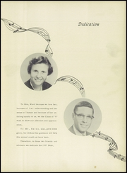 Page 7, 1957 Edition, Montevideo High School - Peak Yearbook (Penn Laird, VA) online yearbook collection