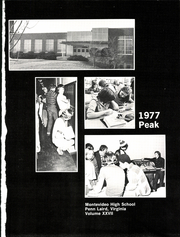Page 5, 1977 Edition, Montevideo High School - Peak Yearbook (Penn Laird, VA) online yearbook collection