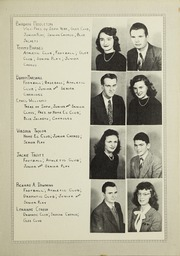 Page 13, 1948 Edition, Onancock High School - Trident / Beacon Yearbook (Onancock, VA) online yearbook collection