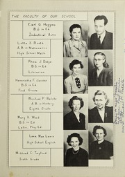 Page 9, 1948 Edition, Onancock High School - Trident / Beacon Yearbook (Onancock, VA) online yearbook collection