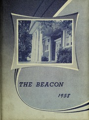 1958 Edition, Onancock High School - Beacon Yearbook (Onancock, VA)