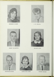 Page 44, 1960 Edition, Onancock High School - Trident / Beacon Yearbook (Onancock, VA) online yearbook collection
