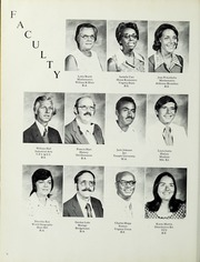 Page 10, 1975 Edition, Onancock High School - Trident / Beacon Yearbook (Onancock, VA) online yearbook collection