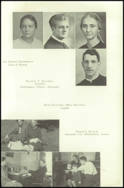 Page 11, 1942 Edition, Eastern Mennonite School - Shenandoah Yearbook (Harrisonburg, VA) online yearbook collection