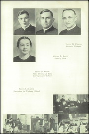 Page 12, 1942 Edition, Eastern Mennonite School - Shenandoah Yearbook (Harrisonburg, VA) online yearbook collection