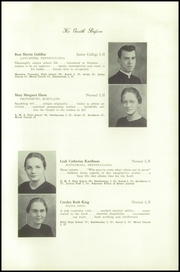 Page 17, 1942 Edition, Eastern Mennonite School - Shenandoah Yearbook (Harrisonburg, VA) online yearbook collection