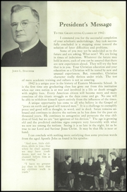 Page 8, 1942 Edition, Eastern Mennonite School - Shenandoah Yearbook (Harrisonburg, VA) online yearbook collection