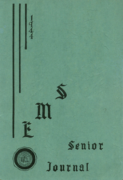 Page 1, 1944 Edition, Eastern Mennonite School - Shenandoah Yearbook (Harrisonburg, VA) online yearbook collection