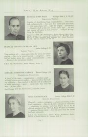 Page 17, 1944 Edition, Eastern Mennonite School - Shenandoah Yearbook (Harrisonburg, VA) online yearbook collection