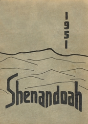 Eastern Mennonite School - Shenandoah Yearbook (Harrisonburg, VA) online yearbook collection, 1951 Edition, Page 1