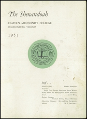 Page 5, 1951 Edition, Eastern Mennonite School - Shenandoah Yearbook (Harrisonburg, VA) online yearbook collection