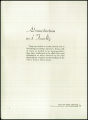 Page 10, 1952 Edition, Eastern Mennonite School - Shenandoah Yearbook (Harrisonburg, VA) online yearbook collection