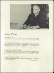 Page 13, 1952 Edition, Eastern Mennonite School - Shenandoah Yearbook (Harrisonburg, VA) online yearbook collection