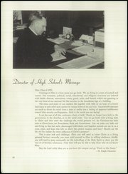 Page 14, 1952 Edition, Eastern Mennonite School - Shenandoah Yearbook (Harrisonburg, VA) online yearbook collection
