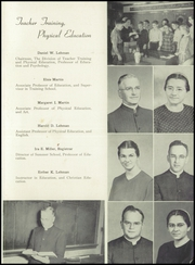 Page 17, 1952 Edition, Eastern Mennonite School - Shenandoah Yearbook (Harrisonburg, VA) online yearbook collection