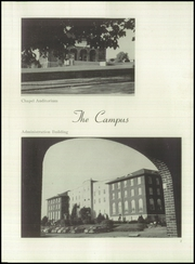 Page 4, 1952 Edition, Eastern Mennonite School - Shenandoah Yearbook (Harrisonburg, VA) online yearbook collection
