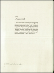 Page 7, 1952 Edition, Eastern Mennonite School - Shenandoah Yearbook (Harrisonburg, VA) online yearbook collection