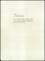 Page 8, 1952 Edition, Eastern Mennonite School - Shenandoah Yearbook (Harrisonburg, VA) online yearbook collection