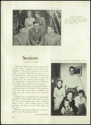 Page 12, 1953 Edition, Eastern Mennonite School - Shenandoah Yearbook (Harrisonburg, VA) online yearbook collection