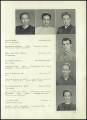Page 13, 1953 Edition, Eastern Mennonite School - Shenandoah Yearbook (Harrisonburg, VA) online yearbook collection