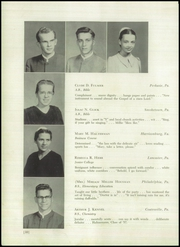 Page 14, 1953 Edition, Eastern Mennonite School - Shenandoah Yearbook (Harrisonburg, VA) online yearbook collection