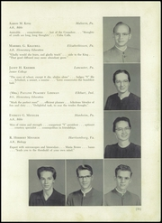 Page 15, 1953 Edition, Eastern Mennonite School - Shenandoah Yearbook (Harrisonburg, VA) online yearbook collection