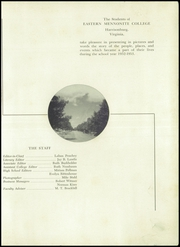 Page 5, 1953 Edition, Eastern Mennonite School - Shenandoah Yearbook (Harrisonburg, VA) online yearbook collection