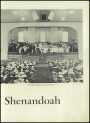Page 7, 1953 Edition, Eastern Mennonite School - Shenandoah Yearbook (Harrisonburg, VA) online yearbook collection