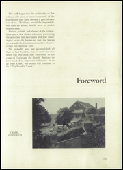 Page 9, 1953 Edition, Eastern Mennonite School - Shenandoah Yearbook (Harrisonburg, VA) online yearbook collection