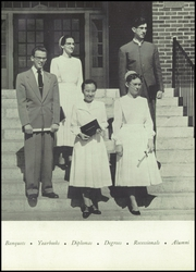 Page 127, 1954 Edition, Eastern Mennonite School - Shenandoah Yearbook (Harrisonburg, VA) online yearbook collection