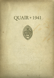 1941 Edition, St Catherines School - Quair Yearbook (Richmond, VA)